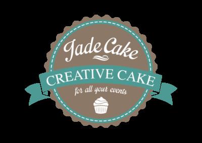 Logo Jade Cake Medium