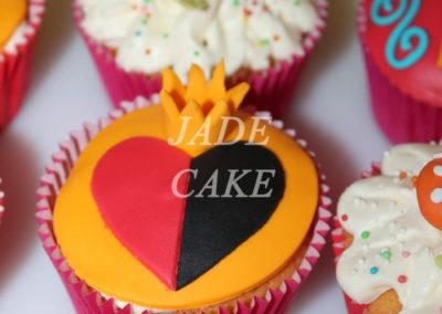 cupcakes jade cake fête gâteau anniversaire noël party baptême mariage brabant wallon baby shower (77)