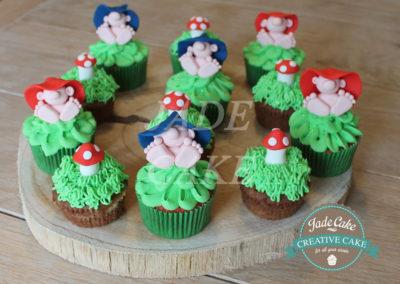 cupcakes jade cake fête gâteau anniversaire noël party baptême mariage brabant wallon baby shower (98)