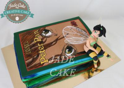 gâteau adulte jade cake bd(90)