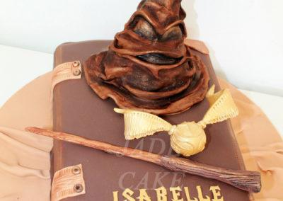 gâteau adulte jade cake harry potter(91)