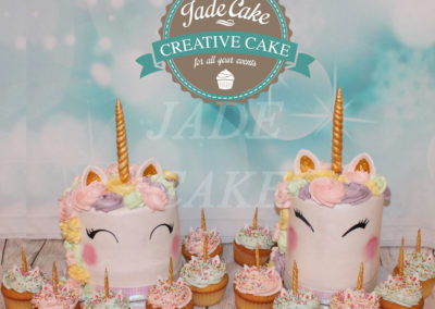 gâteau adulte jade cake licorne (71)