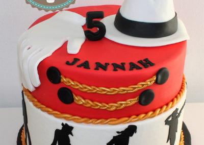 gâteau adulte jade cake michael jackson(44)
