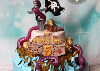 gâteau adulte jade cake pirates des caraibes(68)