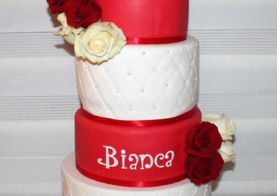 gâteau adulte jade cake rose rouge(40)