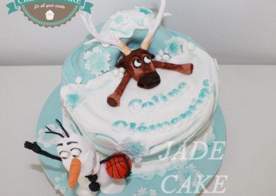 gâteau anniversaire fête fille jade cake (101)