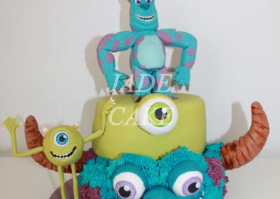 gâteau anniversaire fête fille jade cake (104)