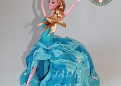 gâteau anniversaire fête fille jade cake (114)