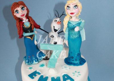 gâteau anniversaire fête fille jade cake (117)