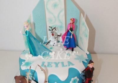 gâteau anniversaire fête fille jade cake (120)