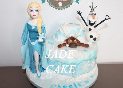 gâteau anniversaire fête fille jade cake (124)