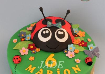 gâteau anniversaire fête fille jade cake (134)