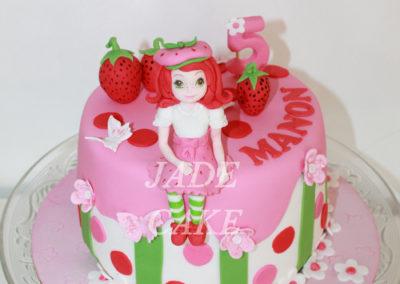 gâteau anniversaire fête fille jade cake (140)