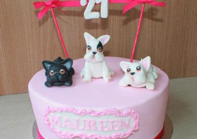 gâteau anniversaire fête fille jade cake (143)