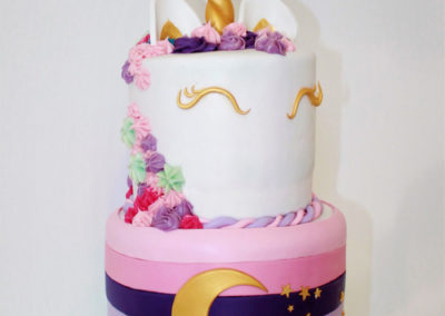 gâteau anniversaire fête fille jade cake (4)
