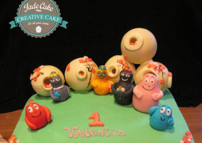 gâteau anniversaire fête fille jade cake (53)