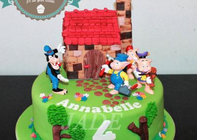 gâteau anniversaire fête fille jade cake (79)