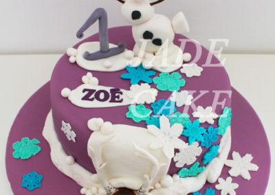 gâteau anniversaire fête fille jade cake (92)