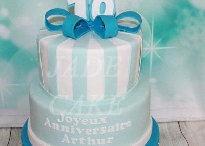 gâteau anniversaire fête garçon jade cake (109)
