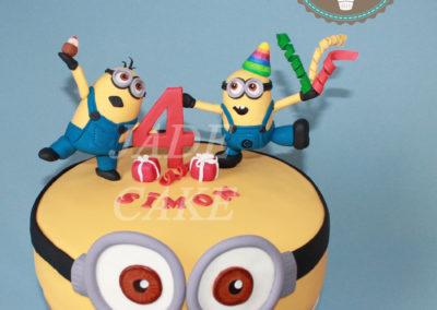 gâteau anniversaire fête garçon jade cake (152)