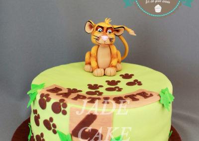 gâteau anniversaire fête garçon jade cake (184)