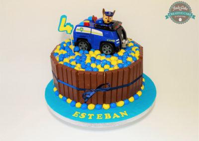 gâteau anniversaire fête garçon jade cake (3)