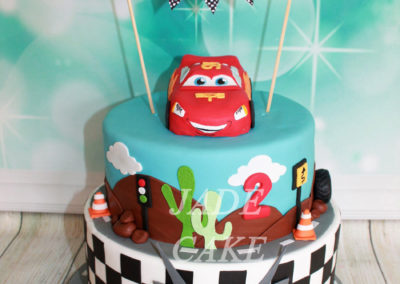 gâteau anniversaire fête garçon jade cake (42)