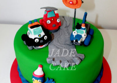 gâteau anniversaire fête garçon jade cake (77)