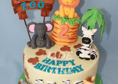 gâteau anniversaire fête garçon jade cake (84)