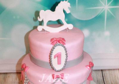 gâteau bébé baby shower naissance jade cake (16)