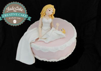 gâteau bébé baby shower naissance jade cake (23)