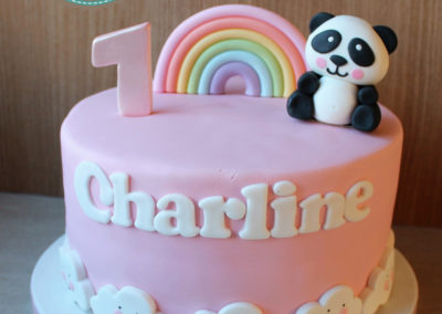 gâteau fille fête anniversaire jade cake