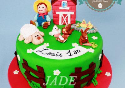 gâteau garçon jade cake bébé (21)