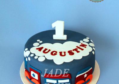 gâteau garçon jade cake bébé (23)