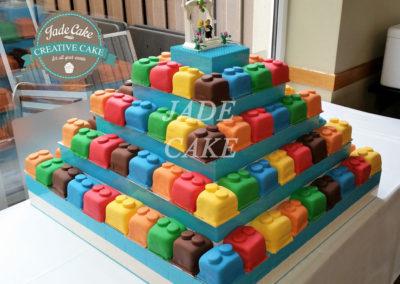gâteau mariage wedding cake anniversaire fête jadecake pièce montée brabant wallon (1)