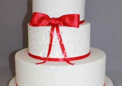 gâteau mariage wedding cake anniversaire fête jadecake pièce montée brabant wallon (11)