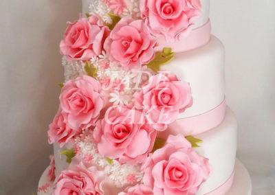 gâteau mariage wedding cake anniversaire fête jadecake pièce montée brabant wallon (21)