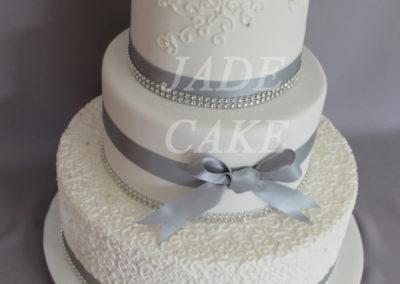 gâteau mariage wedding cake anniversaire fête jadecake pièce montée brabant wallon (29)