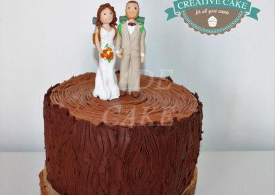 gâteau mariage wedding cake anniversaire fête jadecake pièce montée brabant wallon (38)
