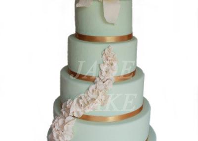 gâteau mariage wedding cake anniversaire fête jadecake pièce montée brabant wallon (39)