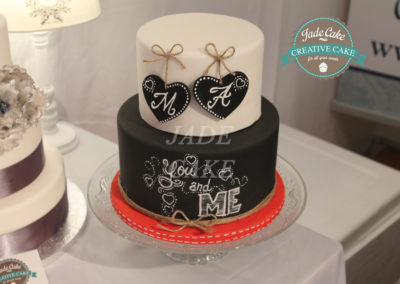 gâteau mariage wedding cake anniversaire fête jadecake pièce montée brabant wallon (45)