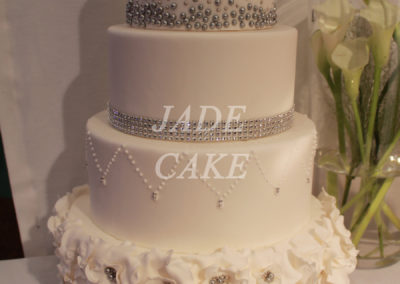 gâteau mariage wedding cake anniversaire fête jadecake pièce montée brabant wallon (46)
