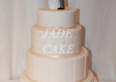 gâteau mariage wedding cake anniversaire fête jadecake pièce montée brabant wallon (47)