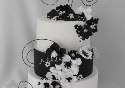 gâteau mariage wedding cake anniversaire fête jadecake pièce montée brabant wallon (49)