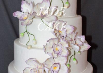 gâteau mariage wedding cake anniversaire fête jadecake pièce montée brabant wallon (53)