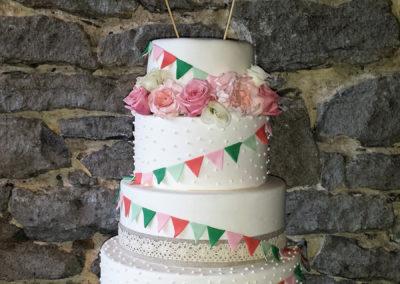 gâteau mariage wedding cake anniversaire fête jadecake pièce montée brabant wallon (60)