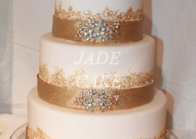 gâteau mariage wedding cake anniversaire fête jadecake pièce montée brabant wallon (77)