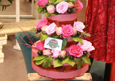 gâteau mariage wedding cake anniversaire fête jadecake pièce montée brabant wallon (79)