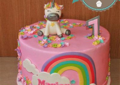 gâteau personnalisé fille bébé anniversaire fête jade cake brabant wallon pâte à sucre (17)