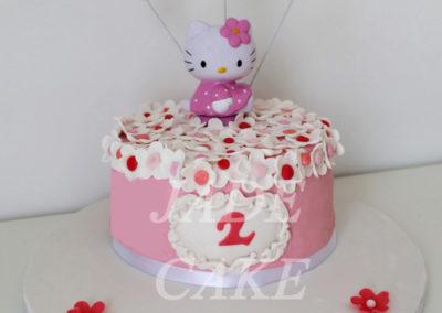 gâteau personnalisé fille bébé anniversaire fête jade cake brabant wallon pâte à sucre (5)
